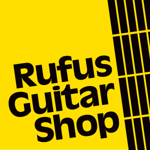 Rufus Guitar Shop Logo